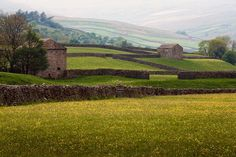 Yorkshire dales East Yorkshire, Yorkshire Dales, Places To See, Places Ive Been, English Village, Wales, Monument Valley, Britain, Scotland