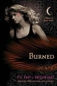 Pc and Kristin Cast - House of Night Series - Burned