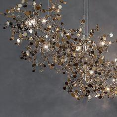 Paper Chandelier, Chandelier Pendant Lights, Light Pendant, Chandeliers, Home Lighting, Modern Lighting, Lighting Design, Ceiling Design, Lamp Design