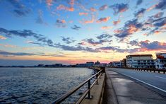 8. Hampton/Hampton Beach, New Hampshire | From West Coast to East, Great Lakes to Gulf, meet the 10 sunny beach towns that are guaranteed to make you smile—for a weekend or a lifetime