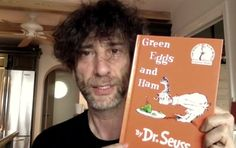 This is Neil Gaiman, author of The Sandman , Coraline , and The Ocean at the End of the Lane , among other things.