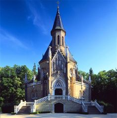 Schwarzenberská hrobka -- Třeboň
