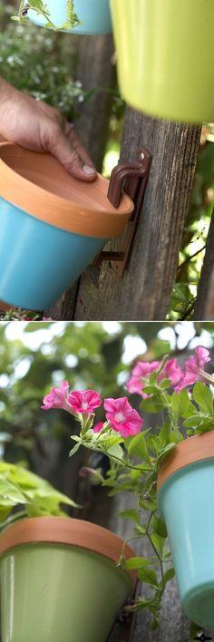DIY Colorful Vertical Garden ideas