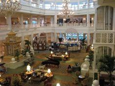 WDW Grand Floridian Resort