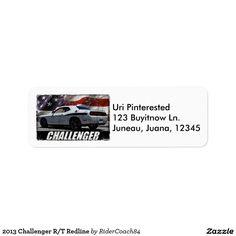 2013 Challenger R/T Redline Label