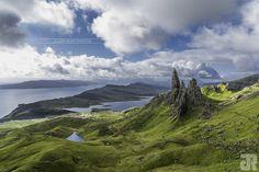 The Old Man of Storr | by Julien Ruff Photos | #OldManOfStorr #Skye #Island #Île #Scotland #Ecosse #UK #Landscape #Breathtaking #Nikon #D7100 #JulienRuffPhotos