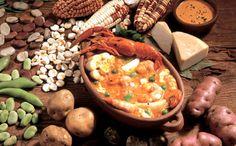 -Es hora de cambiar de ruta y dirigirnos hacia Portugal , donde ...Portuguese gastronomy