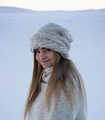 Ravelry: Frosty Waves Lue pattern by Hilde Sørum Wave Design, Stockinette, Needles Sizes, Ravelry, Winter Hats, Waves, Knitting, Pattern, Fashion