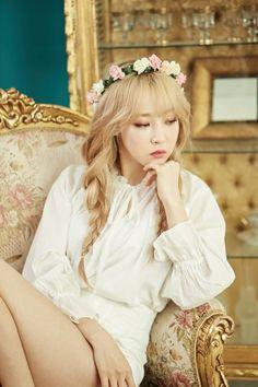 여왕햄찌♥_Moonbyul