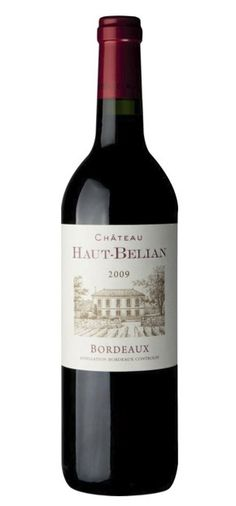 2009 Chateau Haut Belian - great value at less than $20 per bottle