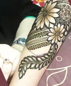 Mhndi Design, Henna Art Designs, Arabic Design, Kurti Designs Party Wear, Henna Patterns, Mehendi, True Love, Embroidery, Bridal