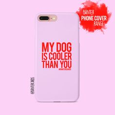 Our phone covers may just be our favourite product! We make high quality, hard-wearing plastic phone cases with a choice of 3 different finishes to suit your needs - Gloss, Matte or for an extra layer of protection 'tough' True Feelings, Best Phone, Phone Covers, Gifts For Him, Best Gifts, Good Things, Iphone, Cool Stuff, Phone Case