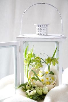 Sehe dir das Foto von Hobby mit dem Titel Schöne helle und natürliche Deko für Ostern und Frühling und andere inspirierende Bilder auf Spaaz.de an.