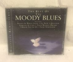The Best of the Moody Blues CD 1996
