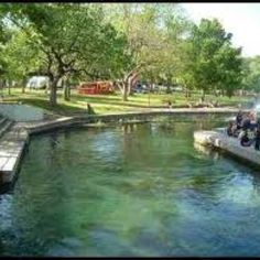 Sewell Park, San Marcos Tx - FLOATING!!