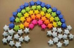 Como Fazer Estrelas de Papel Passo a Passo - ARTESANATO PASSO A PASSO!