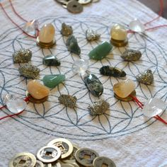 Create a Prosperity Feng Shui Grid in your home to welcome abundance and wealth. This powerful grid blends Feng Shui, crystal energy and Kundalini.