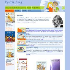 custom web design cindy reeg
