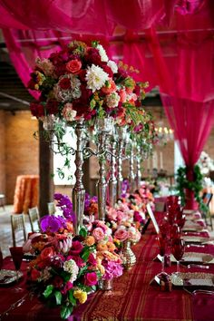 Linen, Lighting and Design by Shumaker PDT Pinned from dreamweddingspa.com