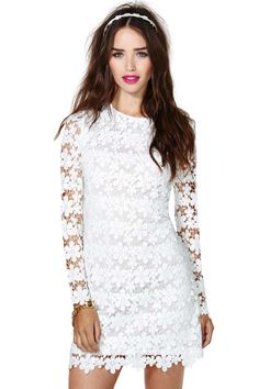 Lisanne Crochet Dress ***Great dress for over Bellas white linen skirt! White Linen Skirt, White Maxi, Lace Dress, Dress Up, Cute White Dress, Prom Dress Shopping, Looks Style, White Fashion, Swagg