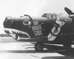 "B-24 "" OUR PRIVATE STOCK """