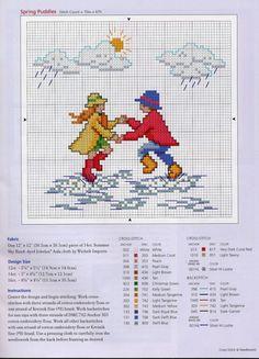 "ru / tymannost - Альбом ""Cross-Stitch and Needlework Cross Stitch For Kids, Just Cross Stitch, Cross Stitch Baby, Cross Stitch Kits, Cross Stitch Charts, Cross Stitch Designs, Blackwork Patterns, Kids Patterns, Embroidery Patterns"