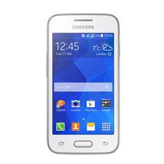 """Samsung Galaxy Trend 2 valkoinen - Älypuhelin 4"""" näytöllä - Android 4.4"""
