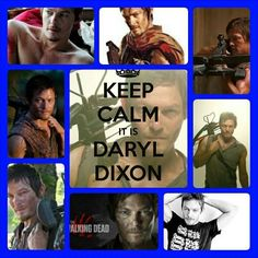 Keep Calm, how can I with all of his deliciousness :) Drool!