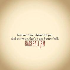 Baseballism - curve ball