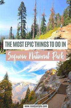 California National Parks, National Parks Usa, California Travel, Zion National Park, Cool Places To Visit, Places To Travel, Places To Go, Travel Destinations, Usa Travel Guide
