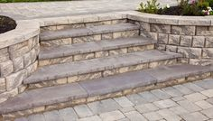 Caps and Treads | Paver Stones | EPHenry.com - EP Henry