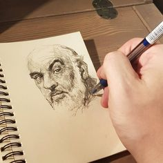 Sean Connery sends greetings on Saturdays. #art #arts #paint #painting #drawing #drawings #markers #paintings #ink #creative #sketch #sketchaday #pencil #myart #artwork #illustration #graphicdesign #graphic #color #colour #wopart #amazing #그림 #드로잉 #스케치 #미술 #일러스트