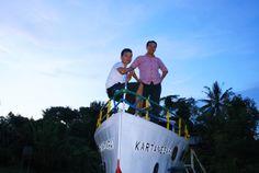 @Waduk Panji Sukarame, Tenggarong - Kalimantan Timur