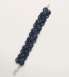 frywolitkowa bracelet