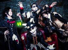 """Leetspeak monsters released their single """"Monster's Party"""" on March and here is the full PV. Single: Monster's Party Release date: March 2017 Limited Edition (CD+DVD): [CD] Monster S, Monster Party, Goth Music, Visual Kei, Japanese, Rock, Otaku, Anime, Bands"""