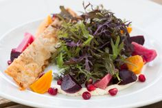 Beet Salad at French Blue