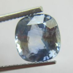 5.72Carat Bi Color Sapphire Cushion Precious Natural Loose Certified Gemstone…