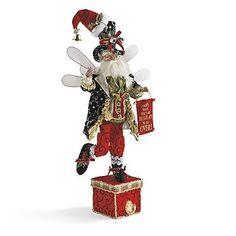 Mark Roberts Humbug Fairy Stocking Holder