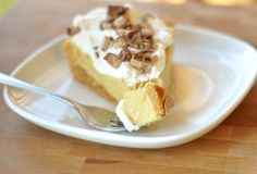 Sky-Is-The-Limit Pudding Pie