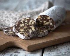 Saucisson au chocolat et Petit Beurre® (facile, rapide) - Une recette CuisineAZ