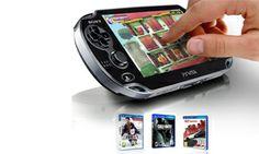 Sorteo de una PlayStation Vita 3G