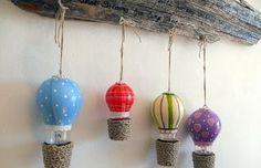 como-usar-lampadas-queimadas-balões