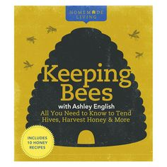 Keeping Bees Book.