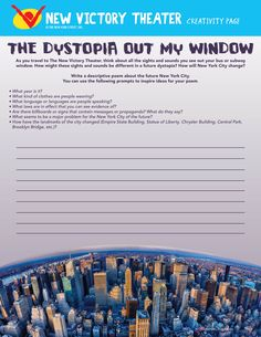 Guide your kids through telling the tales of their toys with this at     The dystopia out my window   New Vic LIONBOY School Tool printable education  worksheets