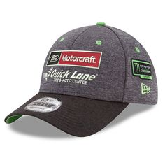 Ryan Blaney New Era Ford Motorcraft 2017 Monster Energy NASCAR Cup Series  Playoffs 9FORTY Adjustable Hat 7b42a65632e