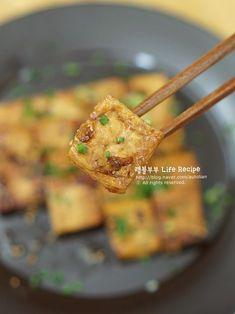 밥도둑 두부조림 만드는법♥맛있는 밑반찬 만들기 – 레시피 | 다음 요리