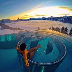 Follow @fantastic_globe for other amazing nature and travel posts @fantastic_globe Photo by @loucosporviagem   Lake Lucerne ,Switzerland