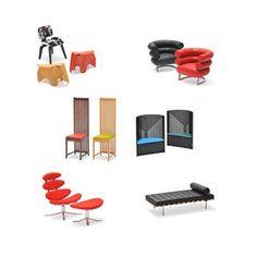 Designer Chairs Series 6 (Single Box)
