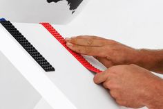 LEGO tape turns virtually any surface into a toy brick building base