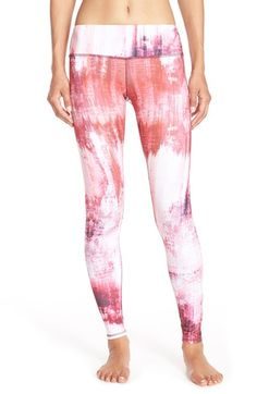 Alo 'Airbrushed' Glossy Leggings | Nordstrom